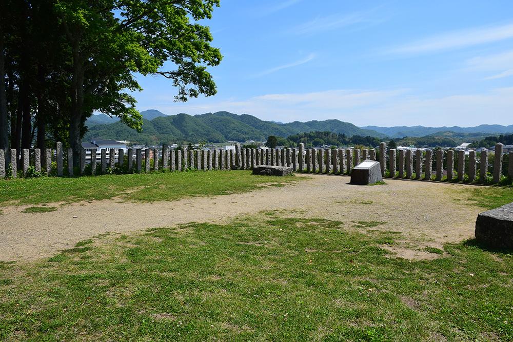 丹波国篠山城跡を歩く。 その4 ~本丸・天守台~_e0158128_17404488.jpg