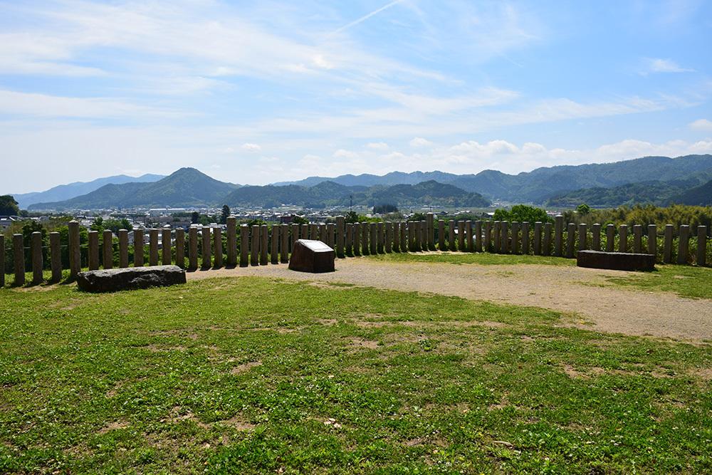 丹波国篠山城跡を歩く。 その4 ~本丸・天守台~_e0158128_17404768.jpg