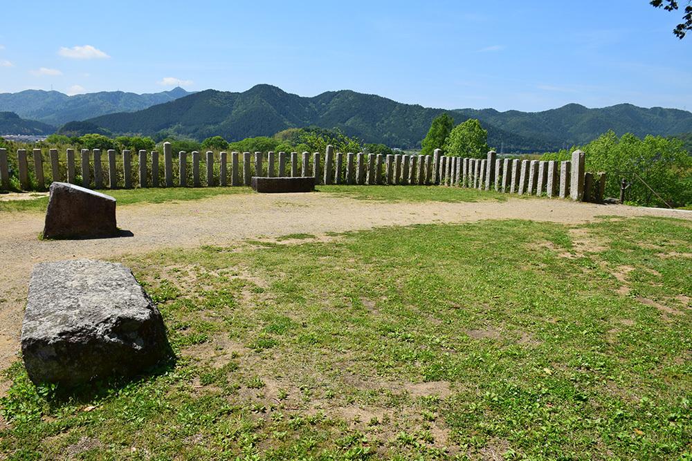 丹波国篠山城跡を歩く。 その4 ~本丸・天守台~_e0158128_17405078.jpg