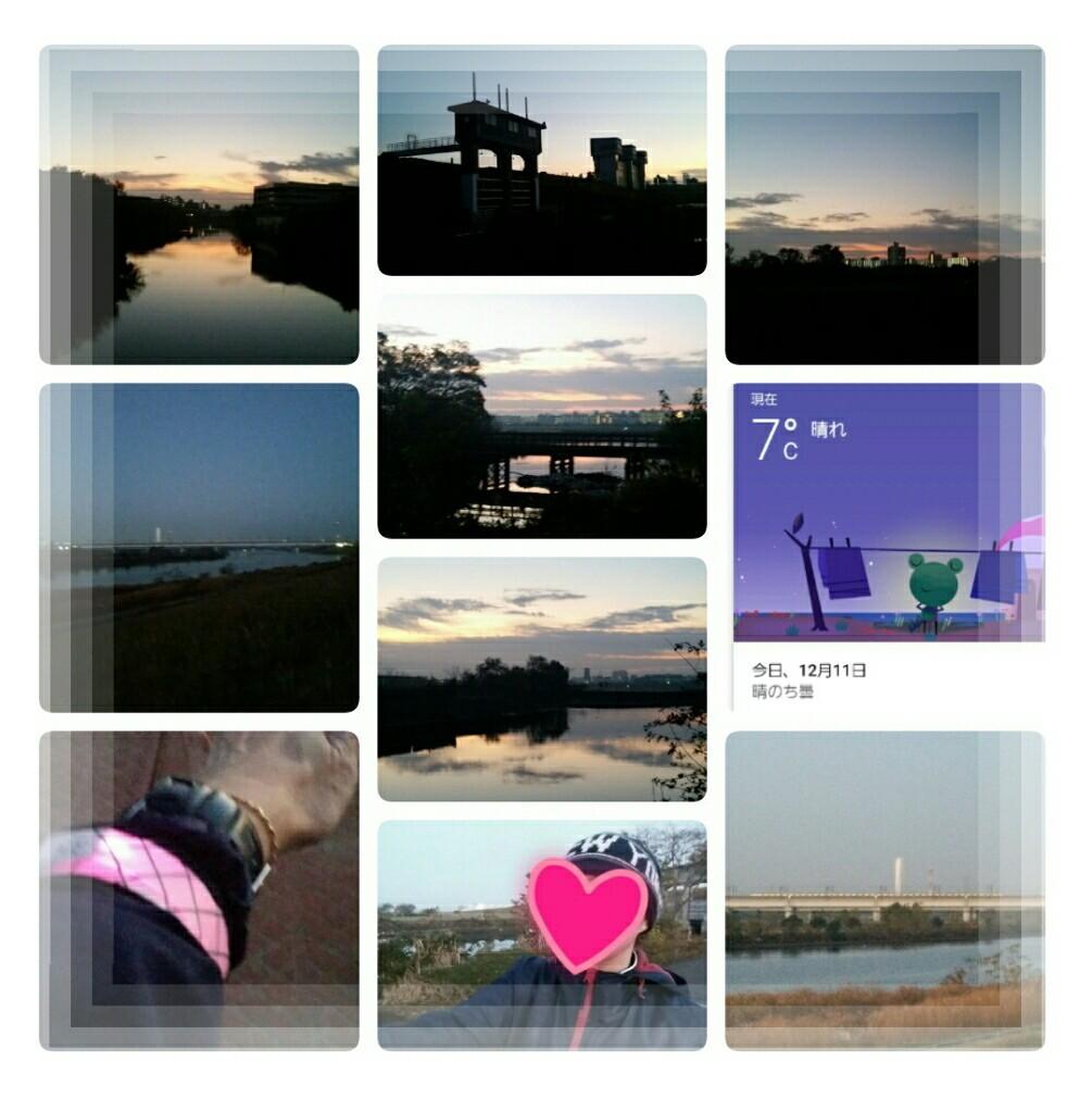 暖かい朝だよ♪ランニング~♪_d0219834_06502536.jpg