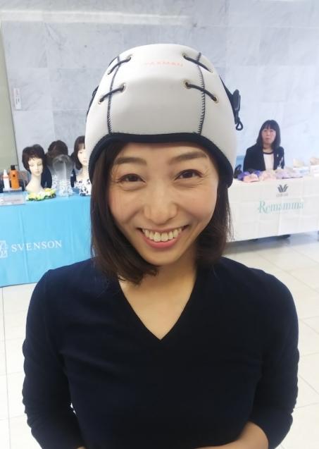 With You NAGOYA@八事日赤病院でのふくりび医療用ウィッグ展示ブースのお手伝いに行ってきました!_f0277245_14375533.jpg