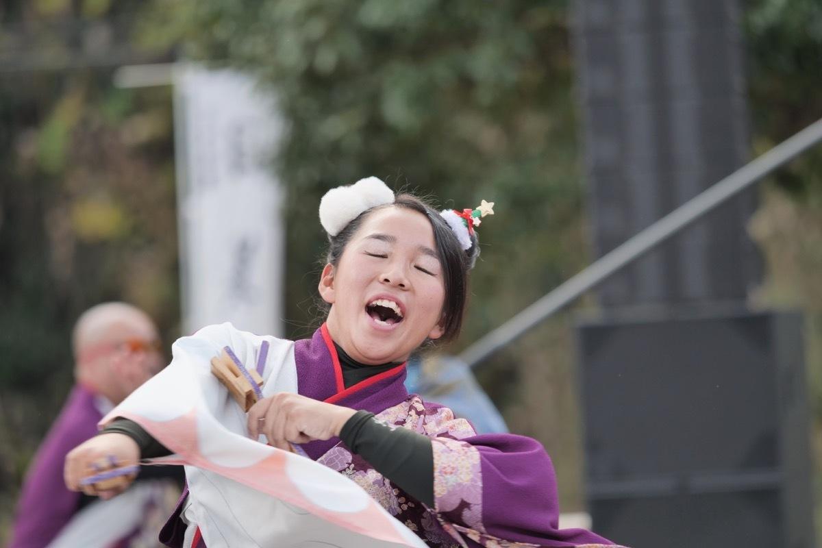 2018日原らっせによさこい祭りその20(つわの風雅蒼淙その2)_a0009554_00252659.jpg