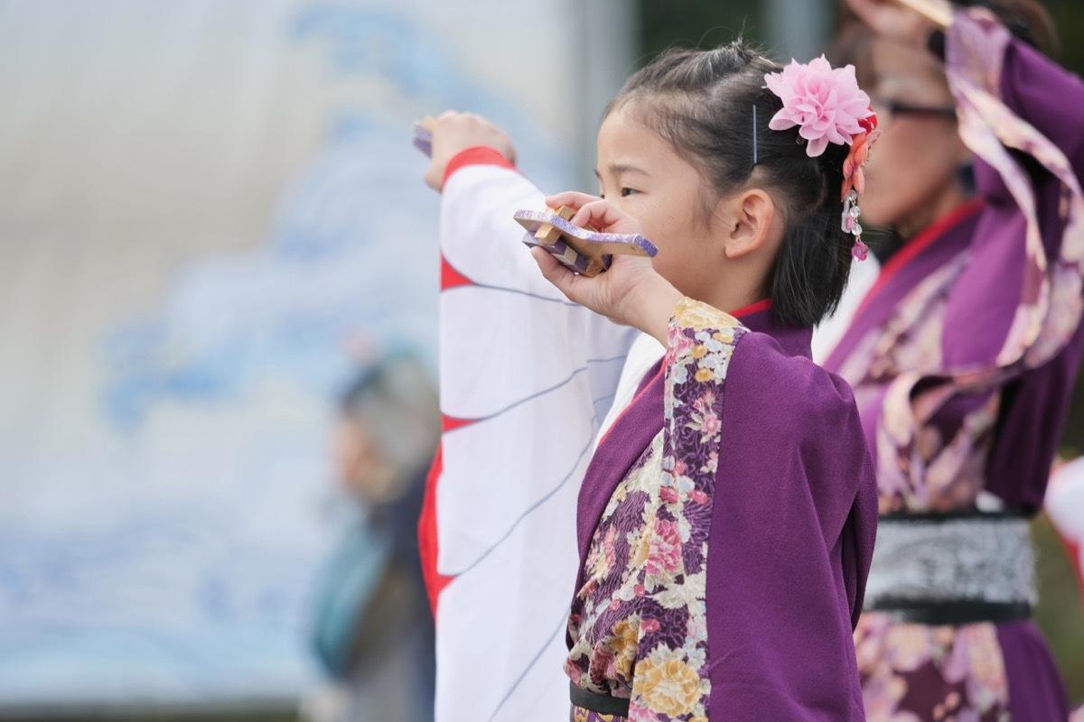 2018日原らっせによさこい祭りその20(つわの風雅蒼淙その2)_a0009554_00281511.jpg