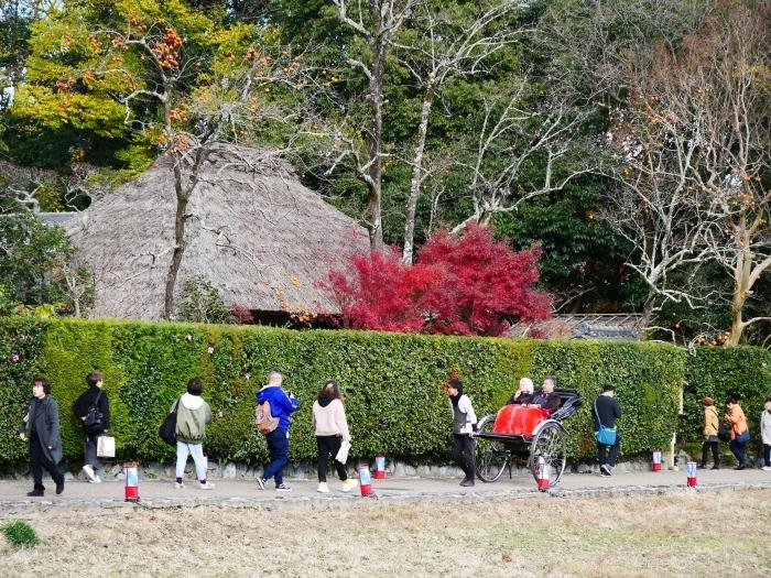 嵯峨・嵐山めぐり、6、落柿舎  2019-12-14 00:00    _b0093754_23231997.jpg