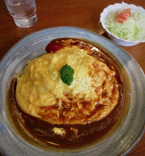 佐久・レストランかしわ * メニュー豊富な手作り洋食の店♪_f0236260_22491989.jpg