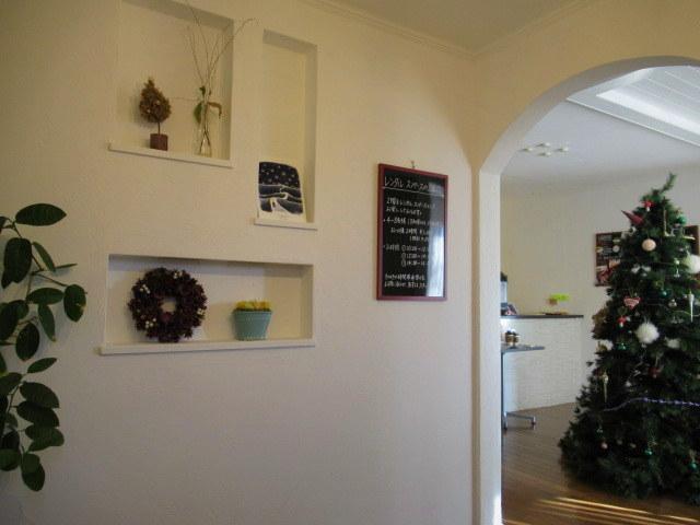 パニーニ&スープ ホリウチカフェ * Tea Timeに再訪♪_f0236260_23430336.jpg