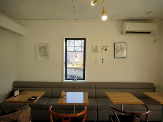 パニーニ&スープ ホリウチカフェ * Tea Timeに再訪♪_f0236260_23472645.jpg