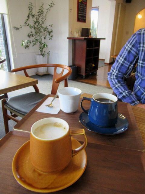 パニーニ&スープ ホリウチカフェ * Tea Timeに再訪♪_f0236260_23485276.jpg