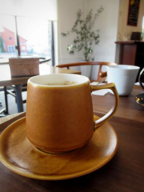 パニーニ&スープ ホリウチカフェ * Tea Timeに再訪♪_f0236260_23491143.jpg