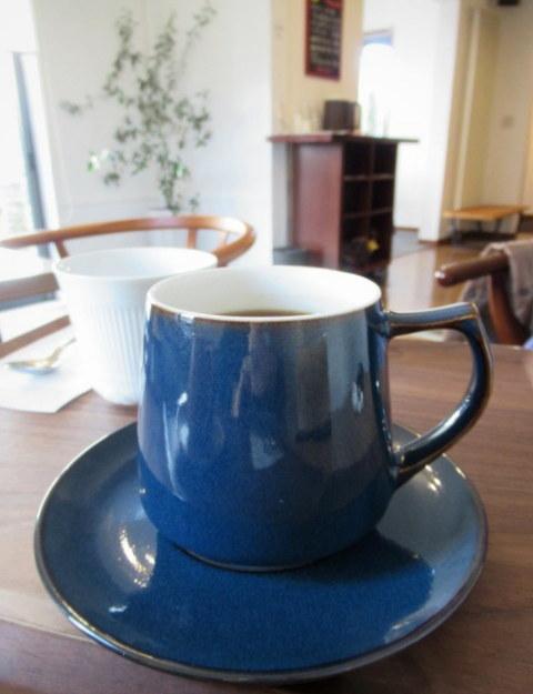 パニーニ&スープ ホリウチカフェ * Tea Timeに再訪♪_f0236260_23492771.jpg
