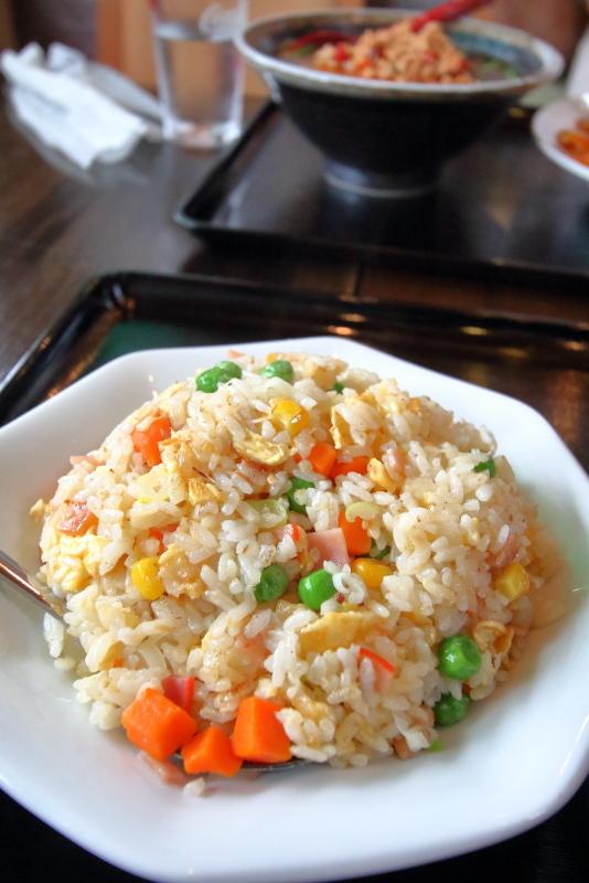 台湾料理 吉源で、ラーメンセットを食べる_a0077663_15564360.jpg