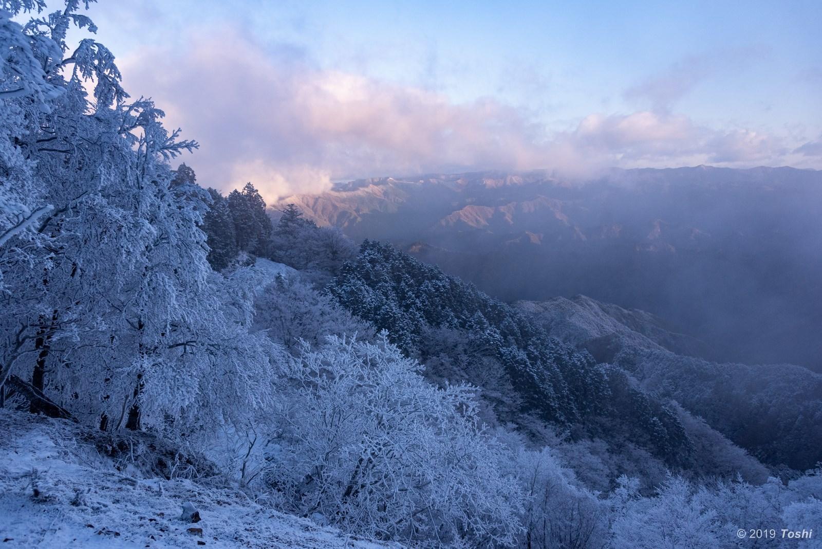 大台ヶ原が凍る日 1_c0350572_21560485.jpg