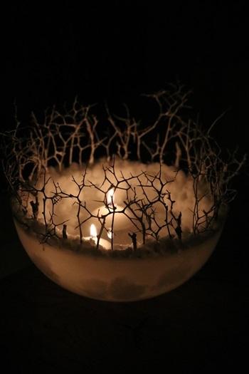 手作り キャンドルの器に癒される夜_e0237680_17522142.jpg