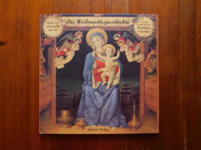 Book:ガナディ・スピリン「クリスマスの物語」_c0084183_15015324.jpg