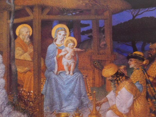 Book:ガナディ・スピリン「クリスマスの物語」_c0084183_15023563.jpg