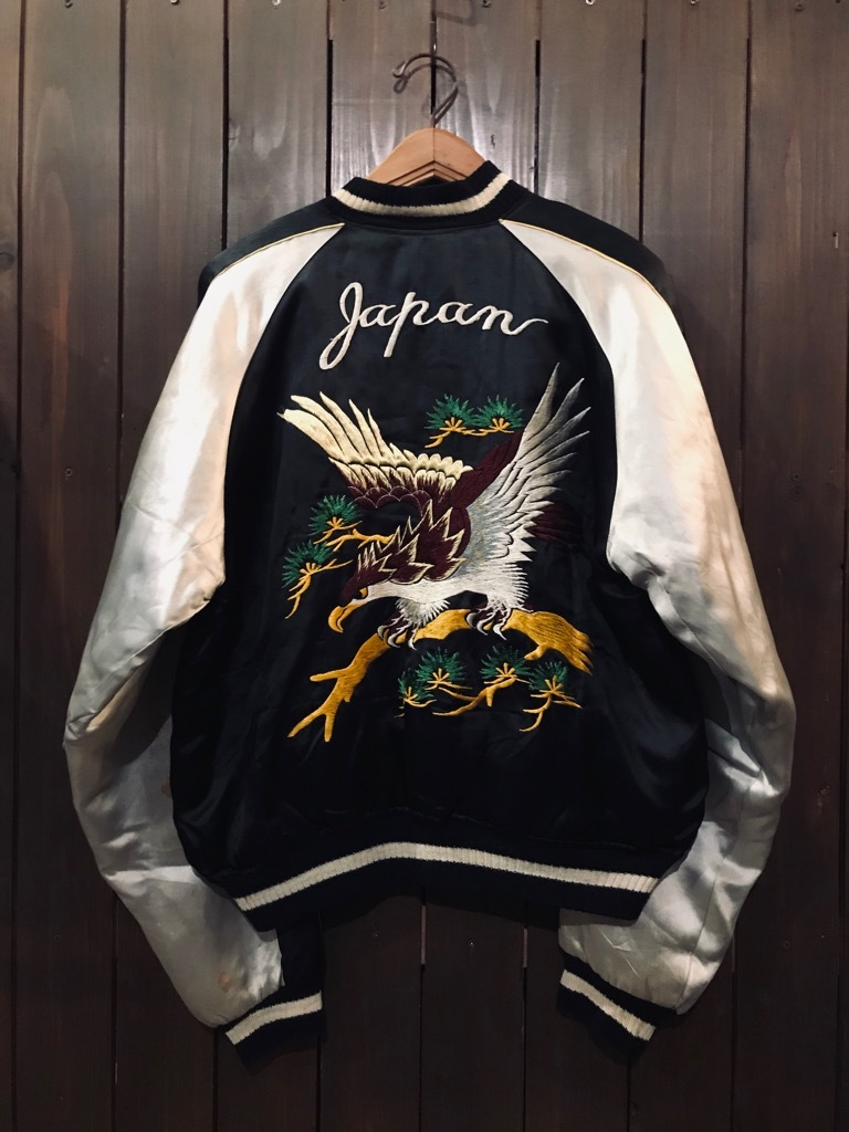 マグネッツ神戸店 12/14(土)Vintage入荷! #1 Souvenir Jacket!!!_c0078587_14124309.jpg