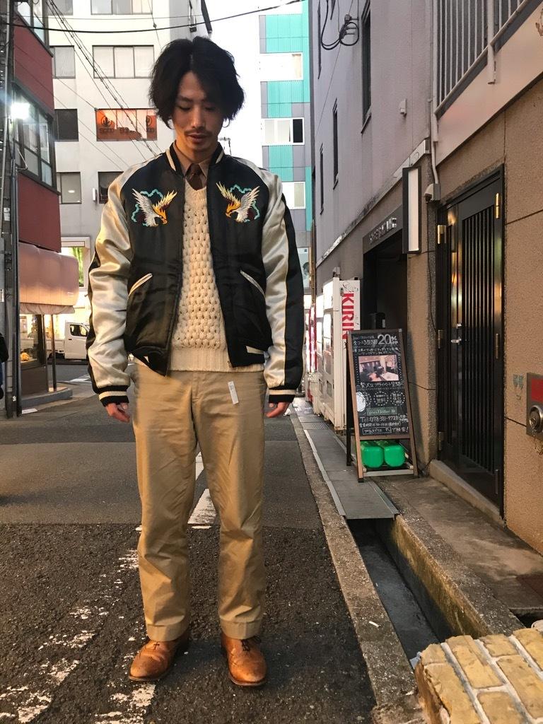 マグネッツ神戸店 12/14(土)Vintage入荷! #1 Souvenir Jacket!!!_c0078587_14160651.jpg