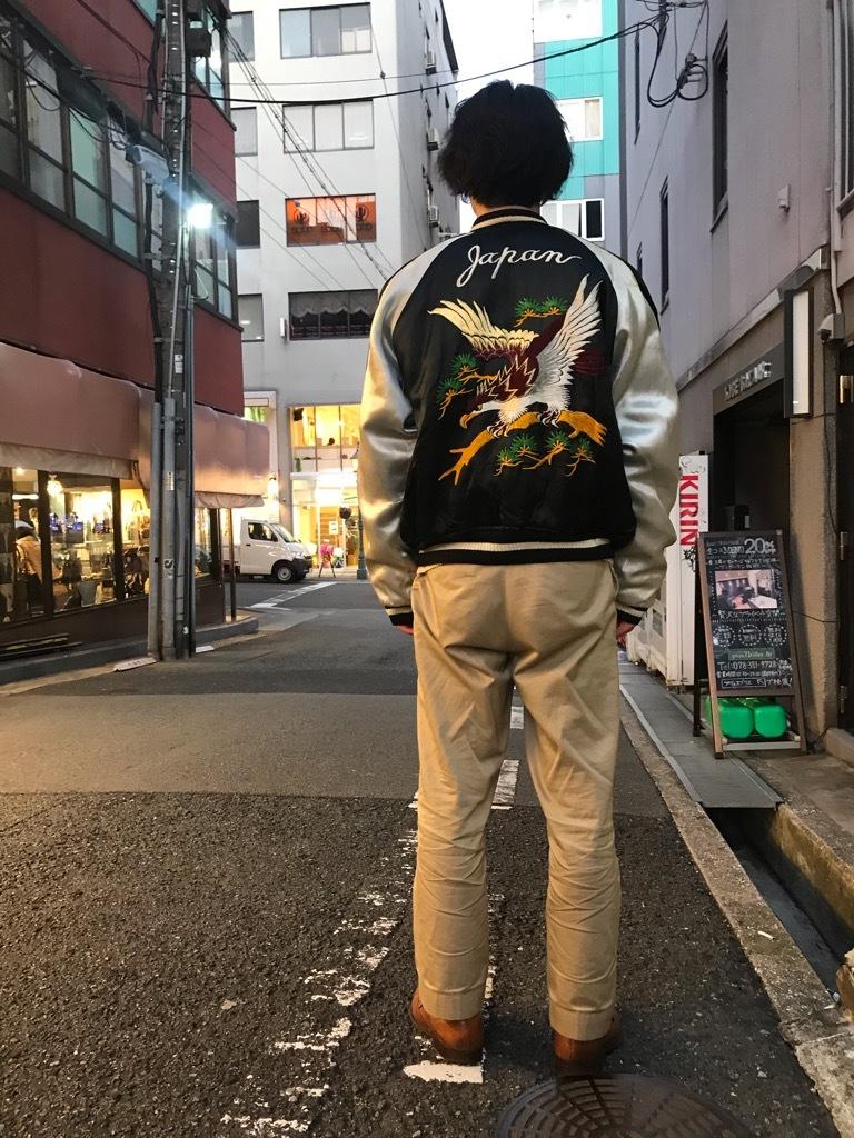 マグネッツ神戸店 12/14(土)Vintage入荷! #1 Souvenir Jacket!!!_c0078587_14160936.jpg
