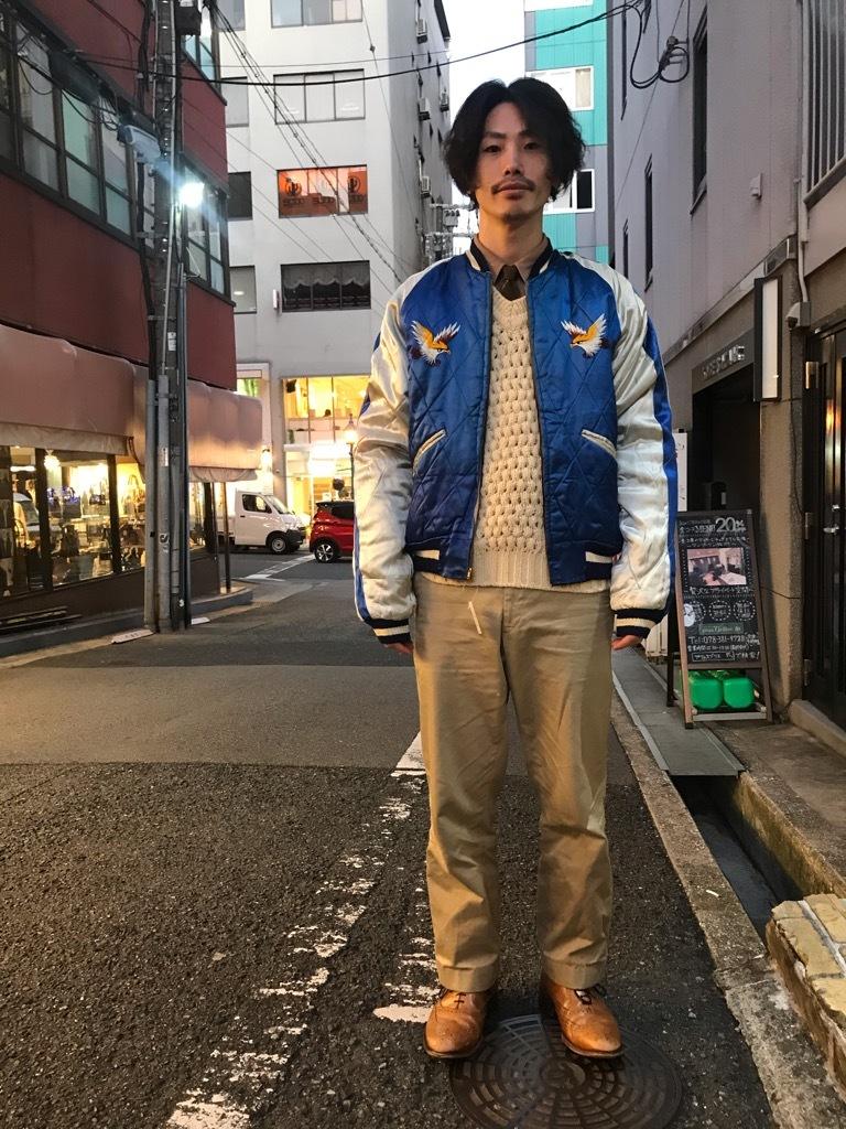 マグネッツ神戸店 12/14(土)Vintage入荷! #1 Souvenir Jacket!!!_c0078587_14173149.jpg