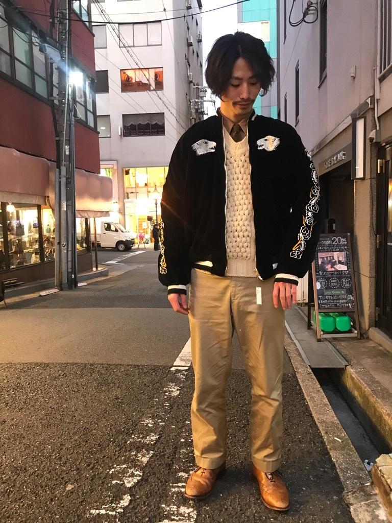 マグネッツ神戸店 12/14(土)Vintage入荷! #1 Souvenir Jacket!!!_c0078587_14193824.jpg