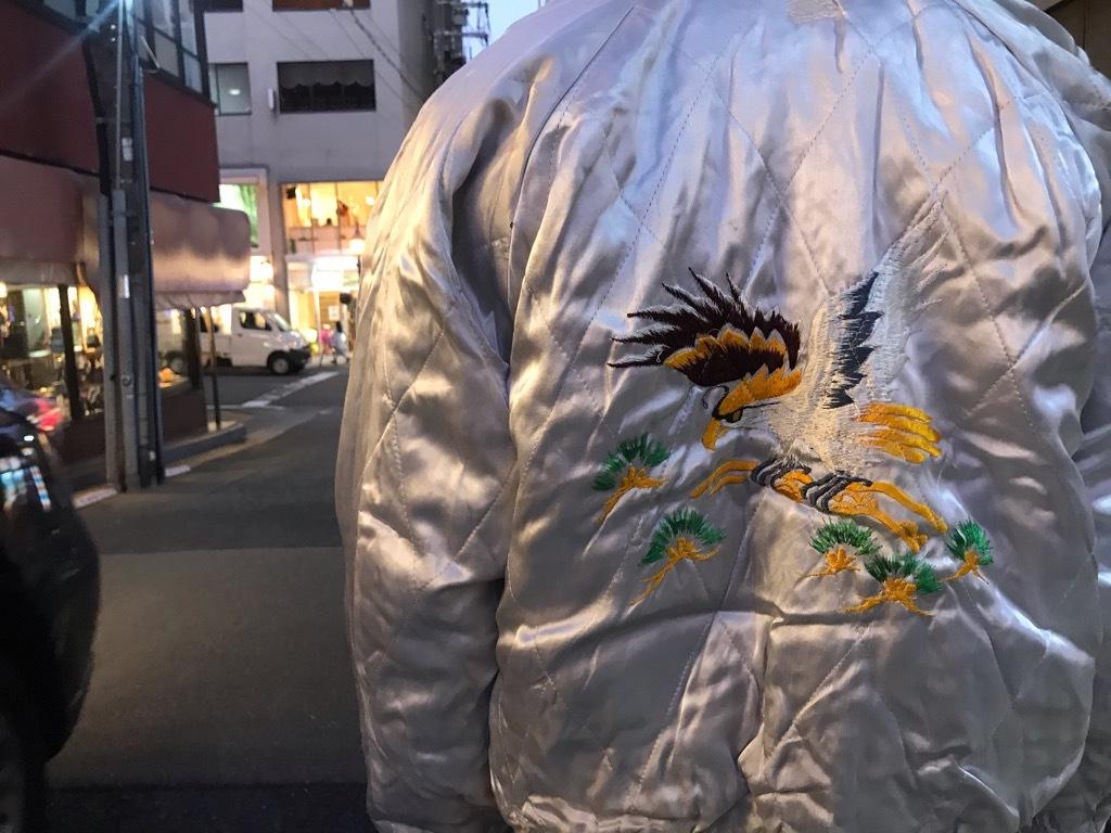 マグネッツ神戸店 12/14(土)Vintage入荷! #1 Souvenir Jacket!!!_c0078587_14203524.jpg