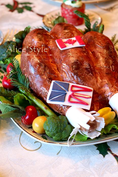 世界のクリスマス~カナダ~_f0306287_09080651.jpg