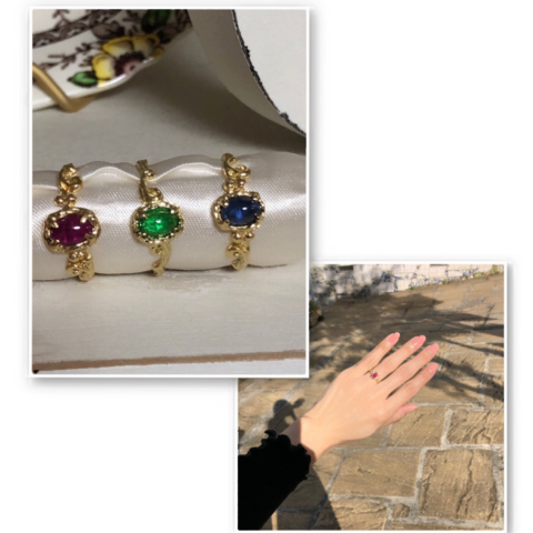 jewel studio M 個展6日目_d0233891_21532503.jpg