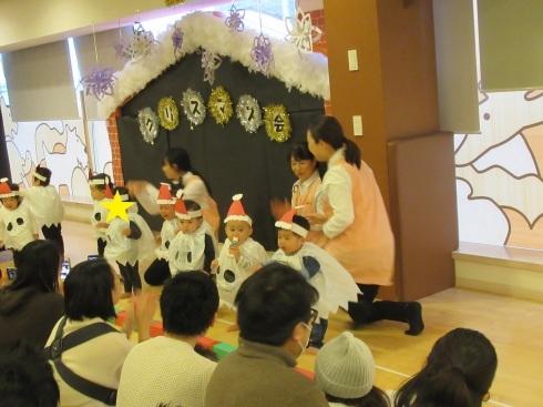 【南品川】クリスマス会_a0267292_11054812.jpg