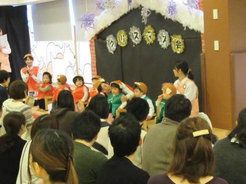【南品川】クリスマス会_a0267292_11055211.jpg