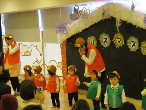 【南品川】クリスマス会_a0267292_11055709.jpg