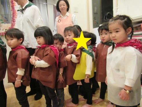 【南品川】クリスマス会_a0267292_11061141.jpg