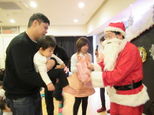 【南品川】クリスマス会_a0267292_11073818.jpg