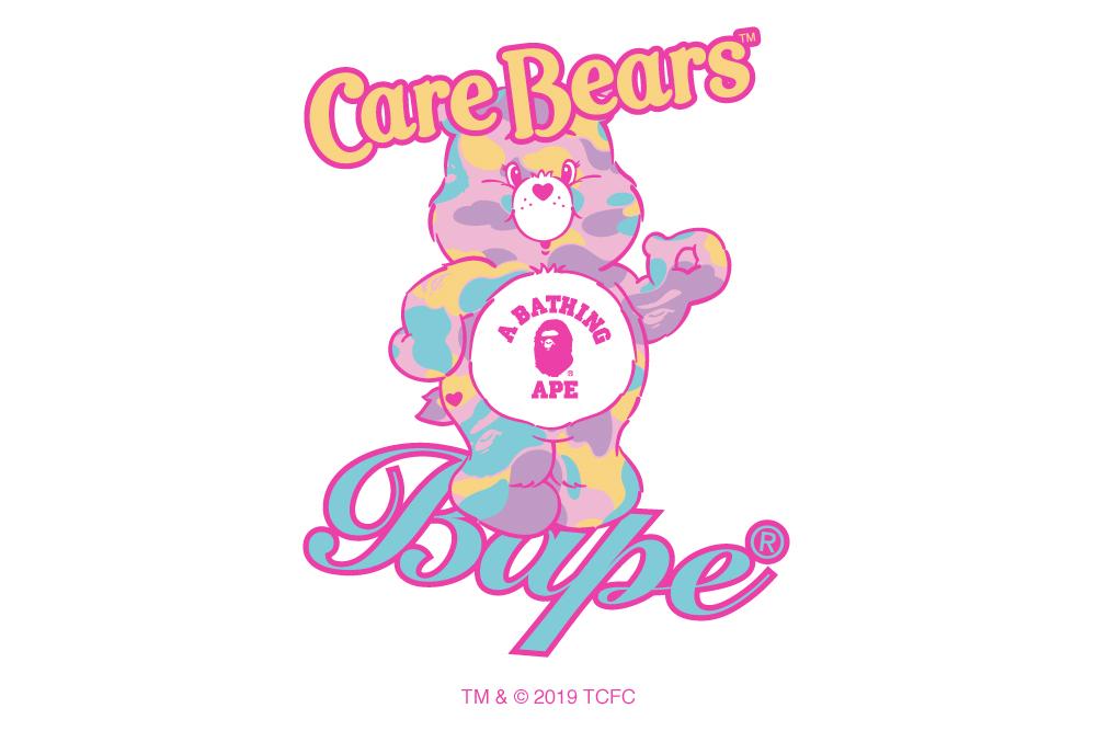 BAPE® x CARE BEARS™_a0174495_12430226.jpg