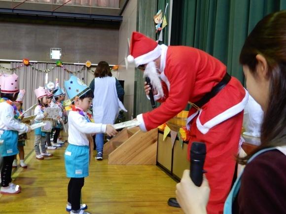 ☆クリスマス誕生会☆_c0352707_22264698.jpg