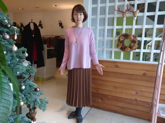 ピンクなセーター_f0218407_18244931.jpg