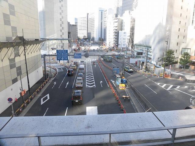 富士駅北口再開発のお手本? 環状2号線の上に建設された超高層ビル「虎ノ門ヒルズ」_f0141310_08043770.jpg