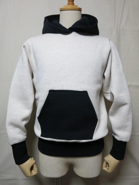 12月12日(木)入荷!Dapper\'s  Standard Combination Hooded Parka LOT1269_c0144020_17423610.jpg