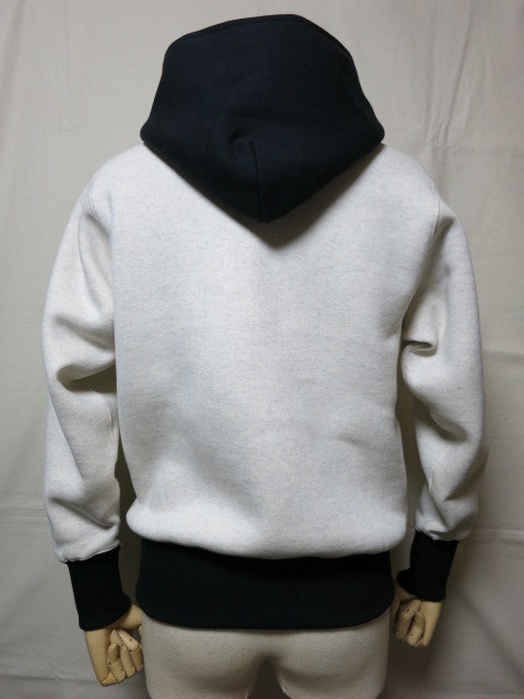 12月12日(木)入荷!Dapper\'s  Standard Combination Hooded Parka LOT1269_c0144020_17423883.jpg