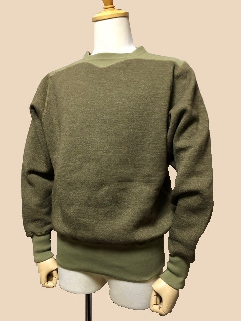 Dapper\'s  Double V Athletic Cotton/Wool Sweat LOT1362_c0144020_17490720.jpg