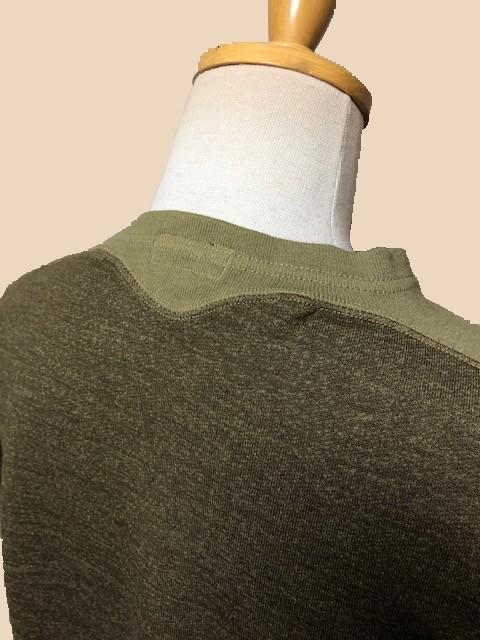 Dapper\'s  Double V Athletic Cotton/Wool Sweat LOT1362_c0144020_17491286.jpg