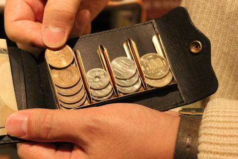 """「VASCO」 遊び心のある \""""LEATHER NAVAL MONEY CLIP\"""" ご紹介_f0191324_08575577.jpg"""