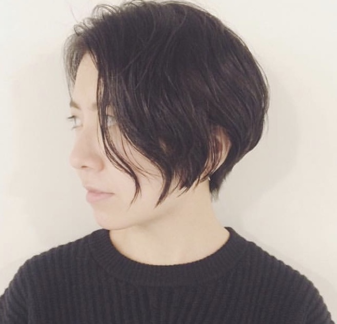 winter  short hair_d0151827_16031579.jpg