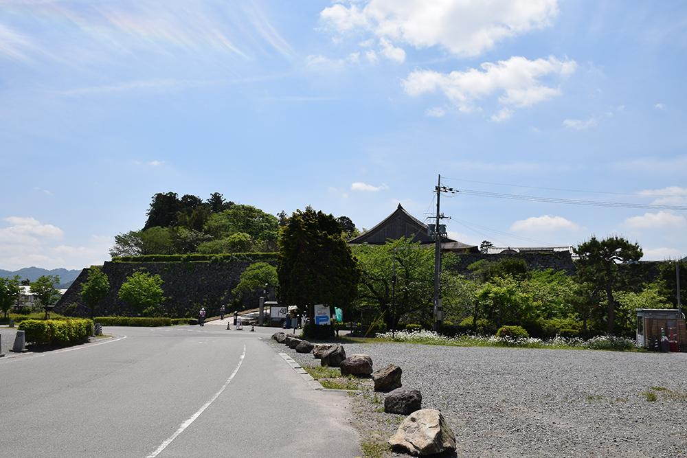 丹波国篠山城跡を歩く。 その5 ~三の丸、外堀、馬出~_e0158128_15032852.jpg