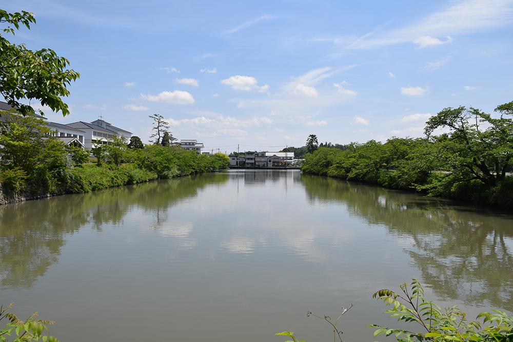 丹波国篠山城跡を歩く。 その5 ~三の丸、外堀、馬出~_e0158128_15050713.jpg