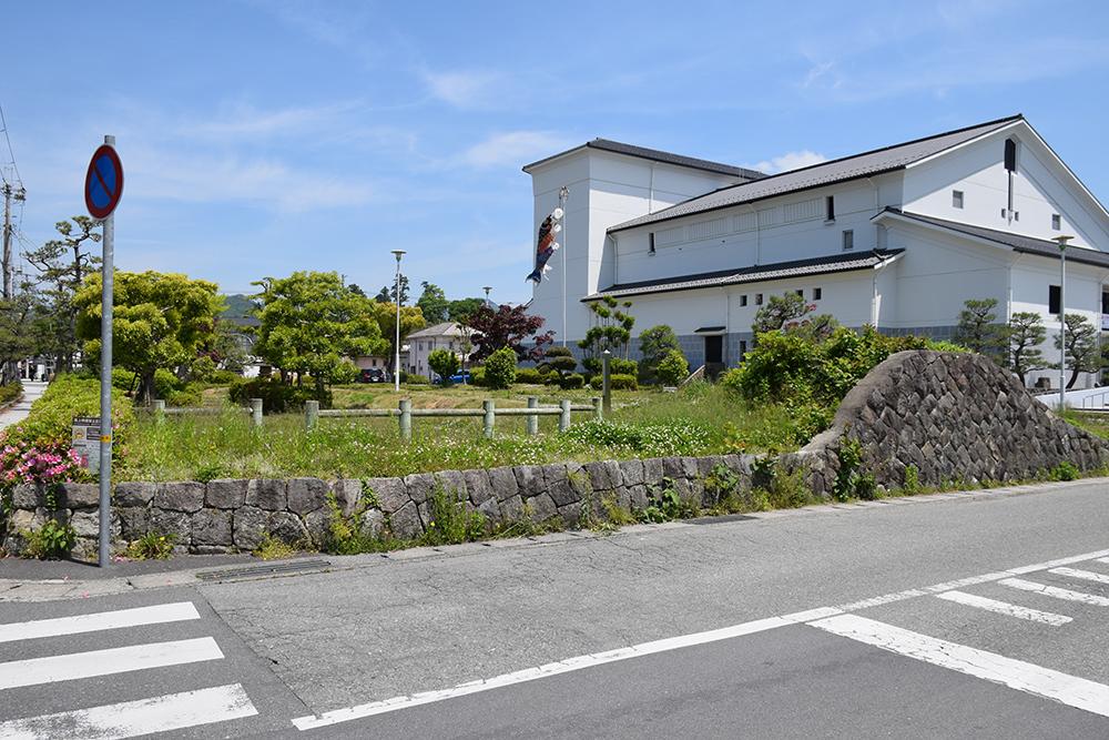 丹波国篠山城跡を歩く。 その5 ~三の丸、外堀、馬出~_e0158128_15071186.jpg
