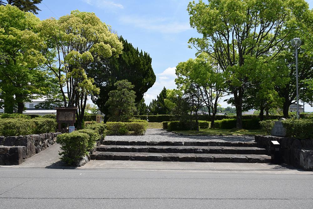 丹波国篠山城跡を歩く。 その5 ~三の丸、外堀、馬出~_e0158128_15182177.jpg