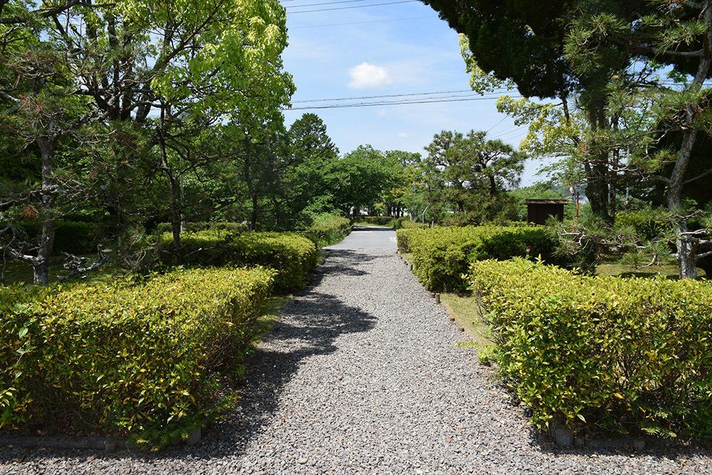 丹波国篠山城跡を歩く。 その5 ~三の丸、外堀、馬出~_e0158128_15214370.jpg