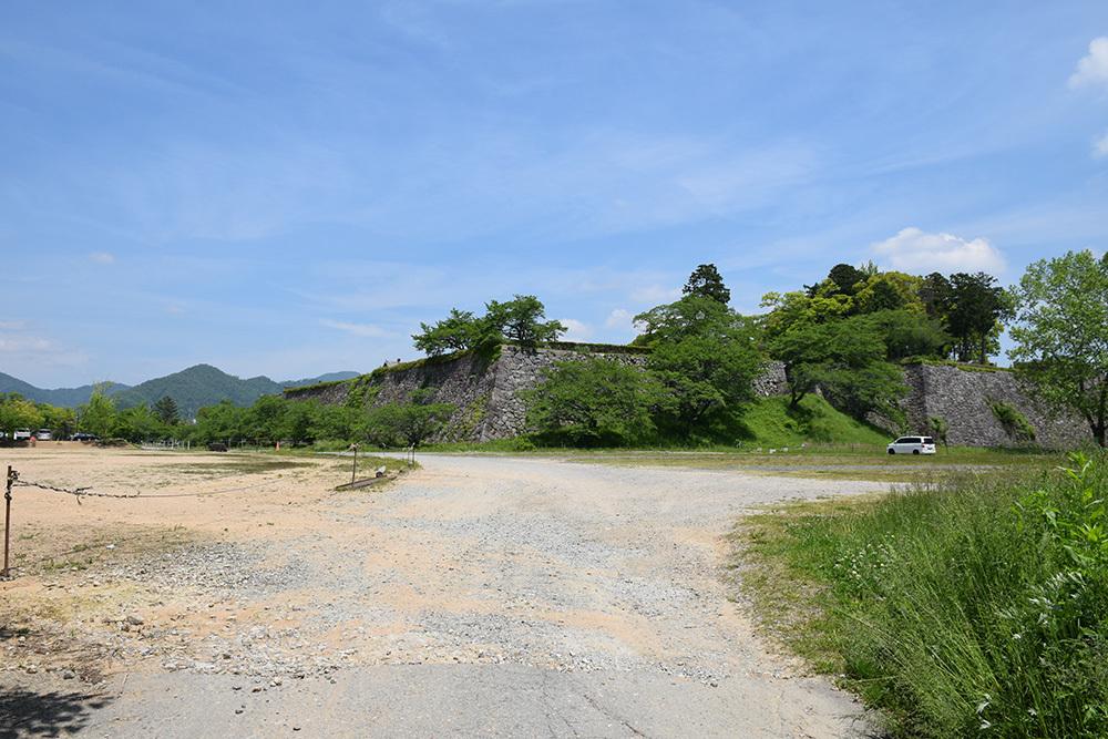 丹波国篠山城跡を歩く。 その5 ~三の丸、外堀、馬出~_e0158128_15465399.jpg