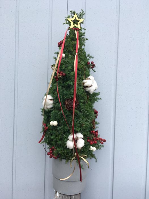 クリスマスツリーのレッスンも大詰め_f0155431_21313308.jpg