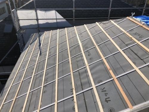 山梨市 ランダムブラウンの屋根 其の一_b0242734_19433163.jpeg